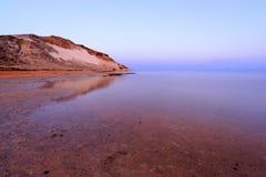 Yemen. Socotra island. Detwah Lagoon Stock Photo