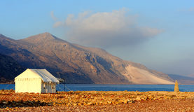 Yemen. Socotra island. Dihamri Stock Photography