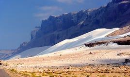 Yemen. Socotra island. Archer Royalty Free Stock Images
