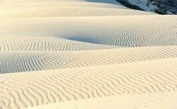 Yemen. Socotra island. Sand dunes Stock Photos