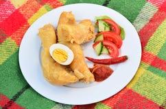 Yemeni Voedsel - Jachnun stock afbeelding