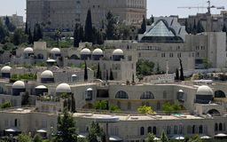 Yemin Moshe, Jerusalem Stock Photography