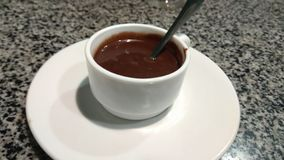 Yemmy Hot Chocolate Drink stock image