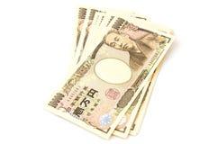Yen Fotografia Stock Libera da Diritti