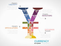Yen currency Stock Image