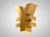 Yen Currency Sign Stock Images