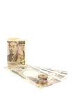 Yen giapponesi Fotografia Stock