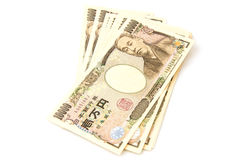 Yen Royalty Free Stock Photo