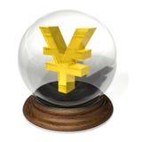 Yen sign Royalty Free Stock Image