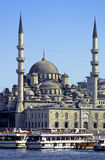yeni мечети istanbul стоковые изображения