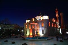 Yeni cami在马拉迪亚 免版税库存图片
