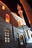Yeni cami在马拉迪亚 库存照片