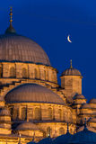 Yeni Cami Royalty Free Stock Photo