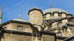 Yeni Cami, Istanbul, Turkey. Photos travel, attractions, interesting artifacts, beautiful Royalty Free Stock Photos