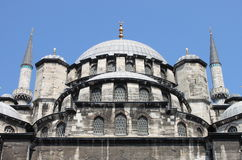 Yeni Cami Mosque in Istanbul Royalty Free Stock Image