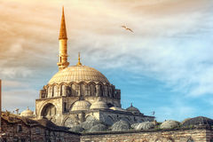 Yeni Cami Mosque The New Mosque in Istanbul Stock Photo