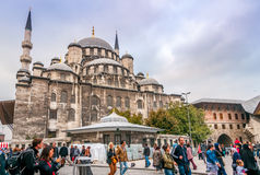 Yeni Cami, The New Mosque Royalty Free Stock Photography