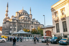 Yeni Cami, The New Mosque Royalty Free Stock Photos