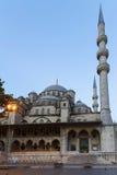 Yeni Cami ( New Mosque ), Istanbul, Turkey. Stock Photos