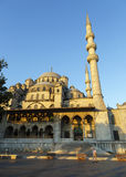 Yeni Cami ( New Mosque ), Istanbul, Turkey. Royalty Free Stock Images