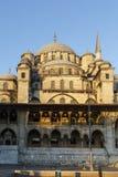 Yeni Cami ( New Mosque ), Istanbul, Turkey. Royalty Free Stock Photo