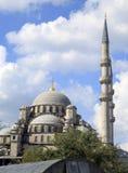 Yeni Cami ( New Mosque ) Istanbul, Turkey. Royalty Free Stock Image