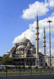 Yeni Cami ( New Mosque ) Istanbul, Turkey. Stock Images