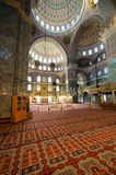 Yeni Cami (New Mosque) in Istanbul, Turkey. Yeni Cami in Eminonu neighborhood of Istanbul, Turkey stock photography