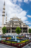 The Yeni Cami  New Mosque in Istanbul, Turkey Stock Images
