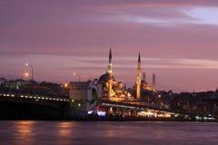 Yeni Camii Imagenes de archivo