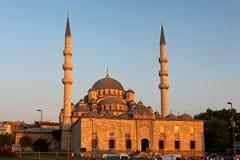 Yeni Camii royalty-vrije stock afbeelding