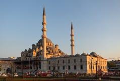 Yeni Camii, Istanboel - Turkije royalty-vrije stock foto's