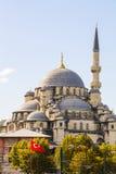 Yeni Camii, Istanbul Stock Images