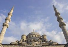 Yeni Camii Mosque Stockfotos