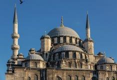 Yeni Camii (neue Moschee) - Istanbul Lizenzfreie Stockfotografie