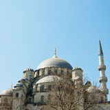 Yeni cammii mosque 02 Stock Photography