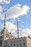 Yeni cammii mosque 15 Royalty Free Stock Photography