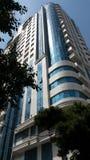 Yeni hayat residence, Baku, Azerbaijan. Baku yeni hayat residence and office centre Royalty Free Stock Photo