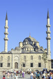 yeni istanbul meczetu Obrazy Stock