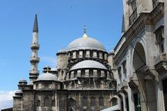 Yeni Mosque Stock Photography