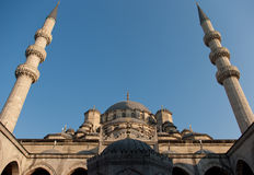 Yeni mosque Stock Photo