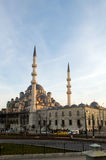 The Yeni Mosque Royalty Free Stock Photo