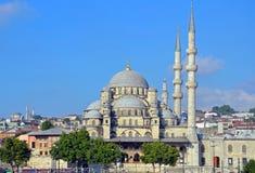 Yeni Mosque, Royalty Free Stock Photos