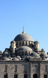 Yeni Mosque in Istanbul Royalty Free Stock Photos