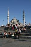 Yeni Mosque, Istanbul Stock Photos
