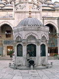 The Yeni  Mosque of Istanbul Royalty Free Stock Photography