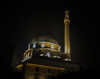 Yeni Mosque. The Yeni mosque is an old mosque in the centre of the city of Bitola built in 1558 Royalty Free Stock Photography