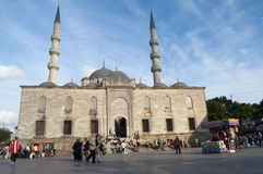 Yeni or New Mosque, Istanbul Stock Photography