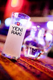 Yeni Raki Royalty Free Stock Photos