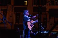 Yeni Turku festiwal muzyki Publicznie Obraz Royalty Free